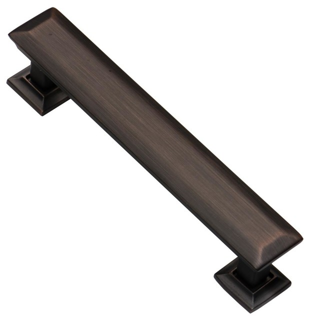 Southern Hills Cabinet Pull Oil Rubbed Bronze, 4 3/4 inch, Pack of ...