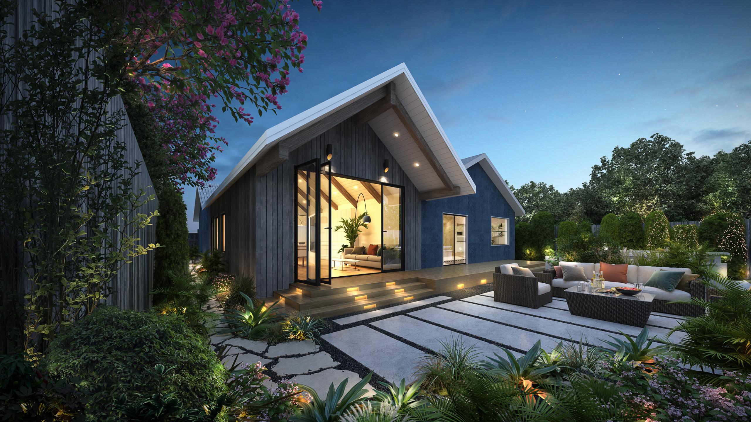Modern Design Addition -  San Jose