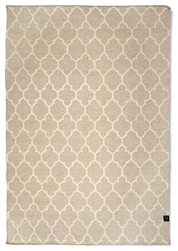 Classic Collection Lotus Area Rug, Natural, 350x250 cm