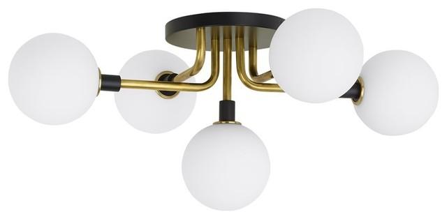 Tech Lighting Viaggio Ceiling Light Transitional Flush