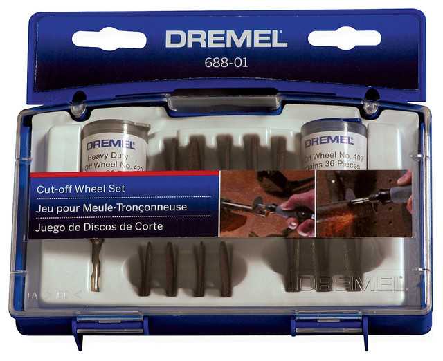Dremel Cut-Off Wheel Accessory Set.