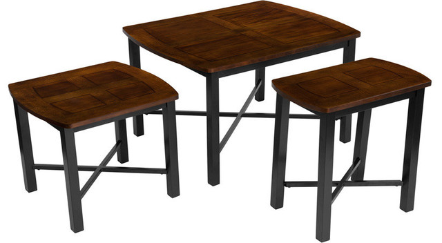 piece occasional table set modern living room furniture sets