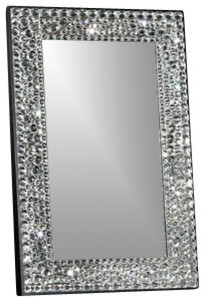 Waterford Crystal Solas Wall Mirror Medium 156701 - Transitional ...
