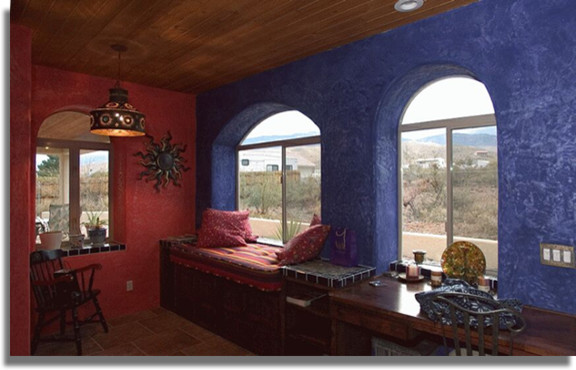 Clarkdale home office