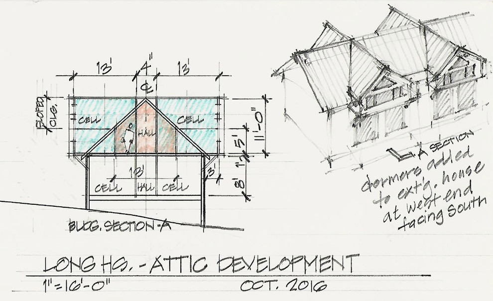 Renovation Study of Existing Housing