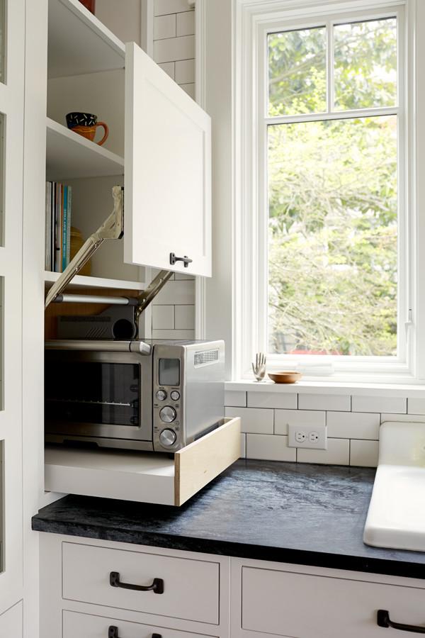 Mount Baker kitchen & Deck
