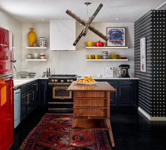 Step Inside a Designer's Colorful Home Full of Fun Surprises