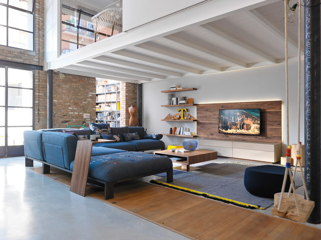 European Living Room Sets In Nyc Contemporary Living Room New York By German Design Center Houzz Au