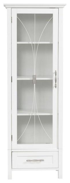 Isadora Cabinet, White.