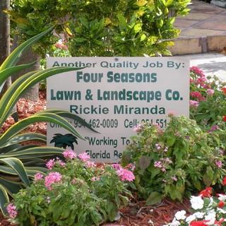 Four Seasons Lawn U0026 Landscaping Company   Fort Lauderdale, FL, US 33315
