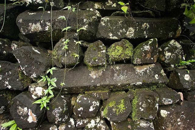 Ancient Stone Wall Ruins Wallpaper Wall Mural, Self Adhesive Contemporary  Wall Decals Part 76