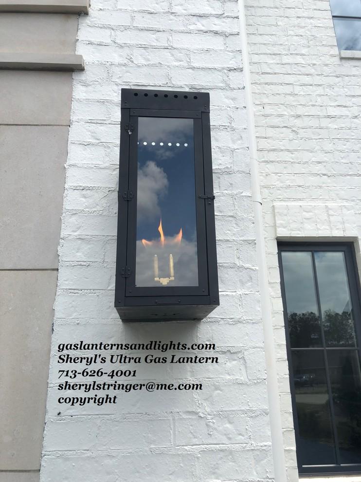 Sheryl's Ultra Contemporary Gas Lantern