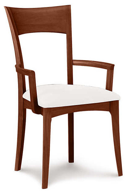 Ingrid Arm Chair By Copeland Furniture Transitional Armchairs