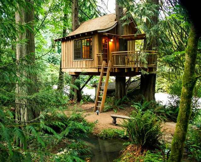 How To Make A Treehouse Houzz