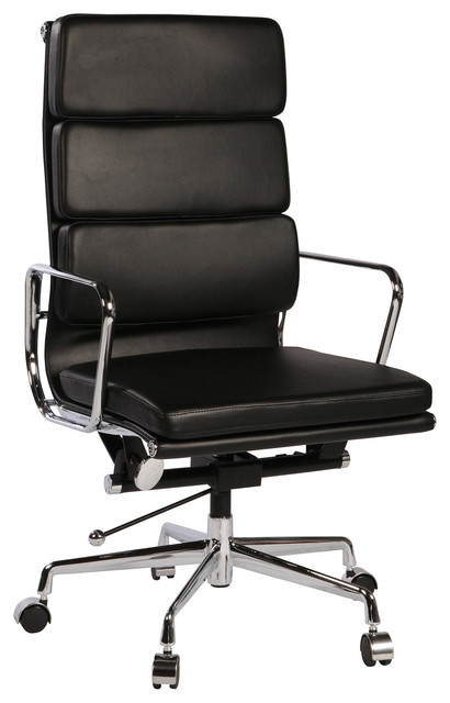 Replica Eames Group Aluminium Chair Standard Contemporary Office Chairs