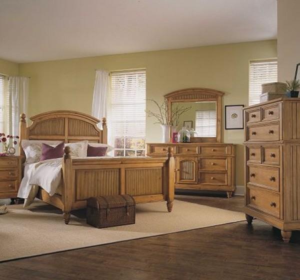 Transitional Bedroom Furniture Sets. Broyhill Fontana Bedroom Set  Nightstand Table Wood Bedside End