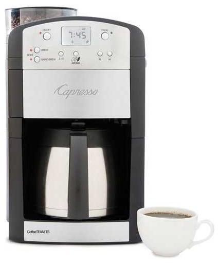 Capresso Coffee Team Ts.