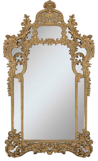 Paragon Decorative Traditional Antoinette Mirror.