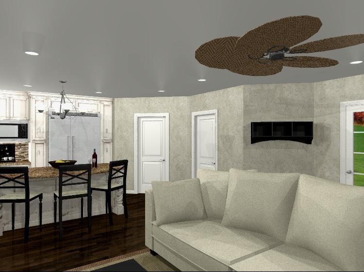 3D Design Renderings 9