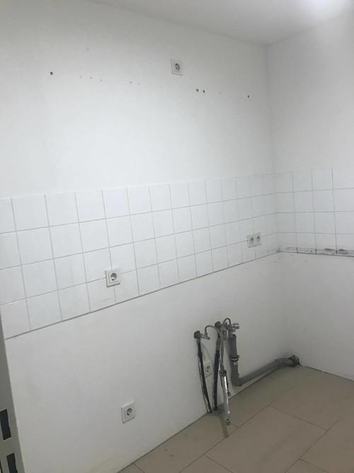 Hilfe Bei Farbe Der Küche + Wandfarbe (Kleine Küche)