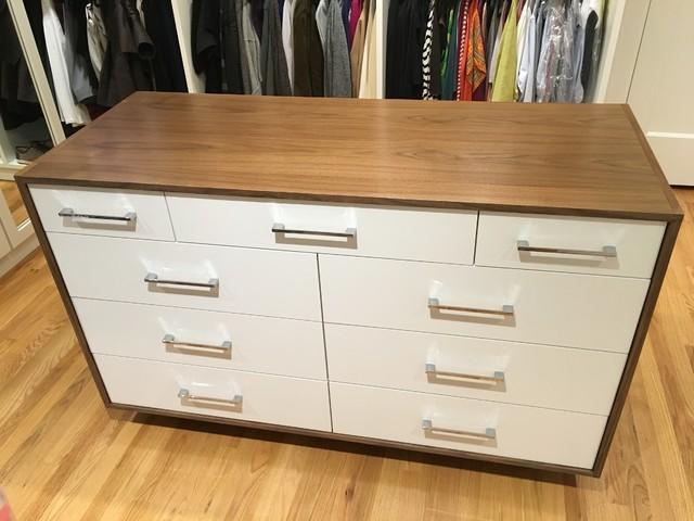 Custom Modern Dresser