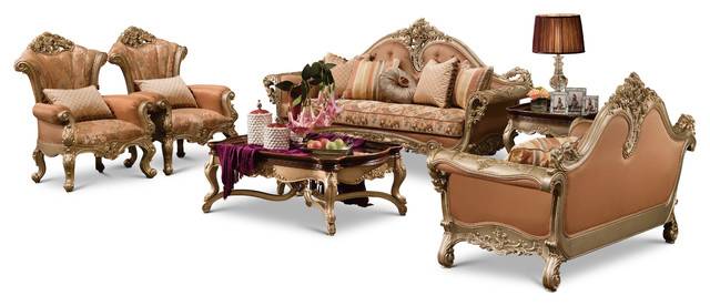 Superior Nottingham 6 Piece Living Room Set