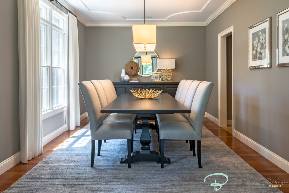 Sitting Room/Dining Room Redesign
