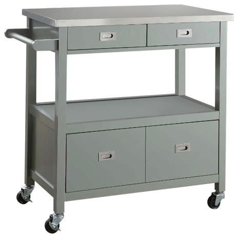 Beau Misto Kitchen Cart