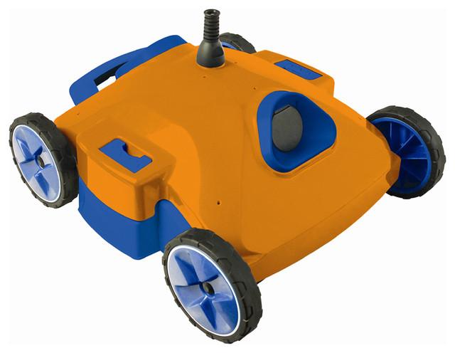 Aquafirst Super Rover Robotic Pool Cleaner.
