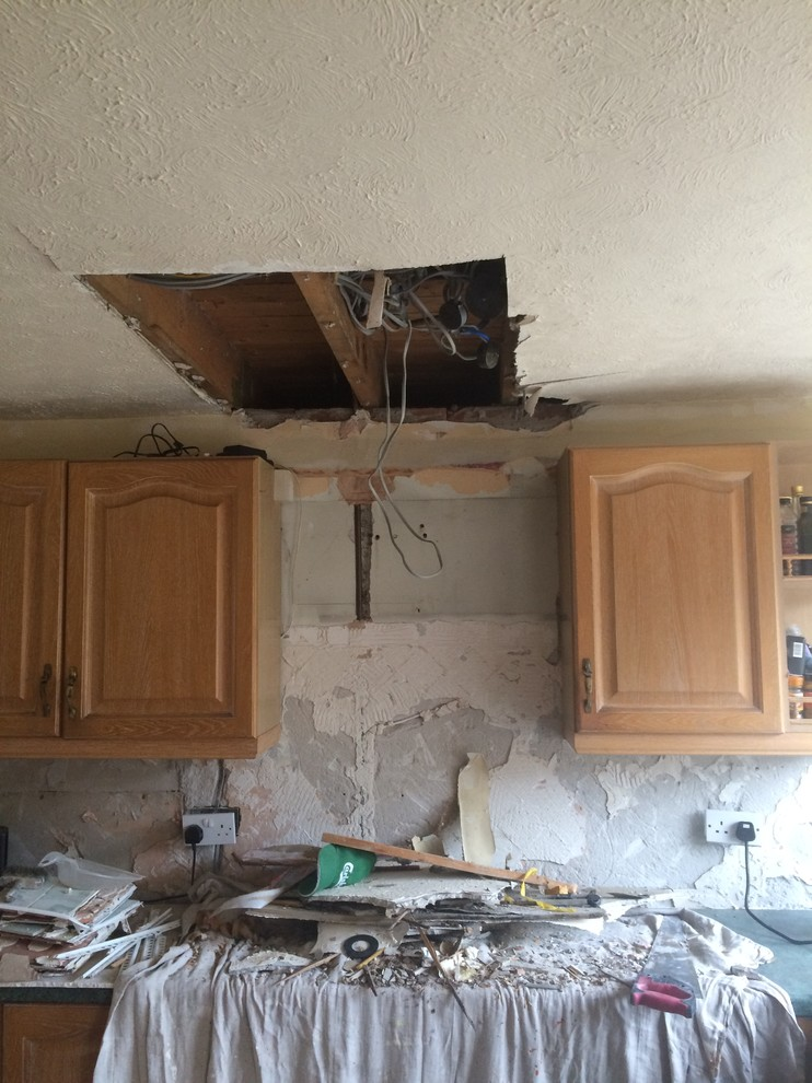 Old Kitchen /New Look