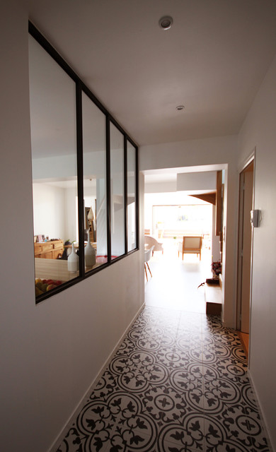 Maison r extension et r novation rennes bretagne for Architecte interieur rennes