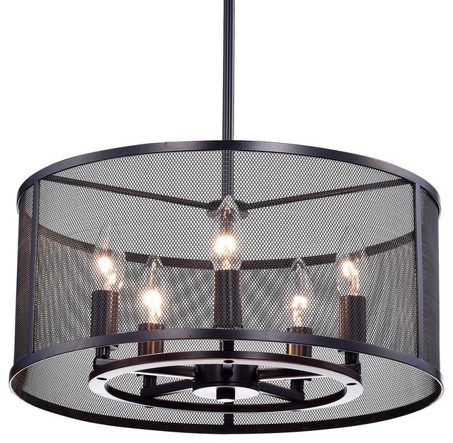 Luxury Industrial Chandeliers by Edvivi Lighting