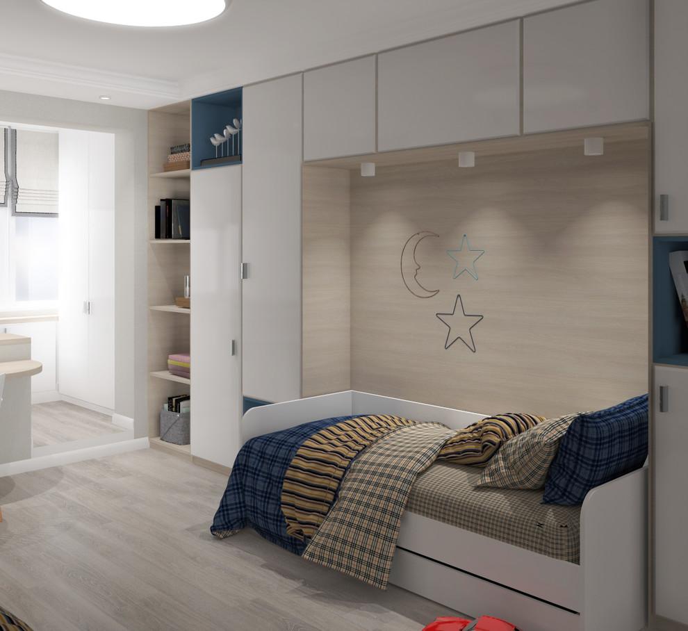 Проект квартиры в Солнцево