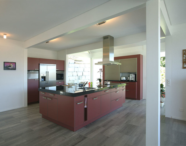 Davinci haus kitchens for Haus kitchens