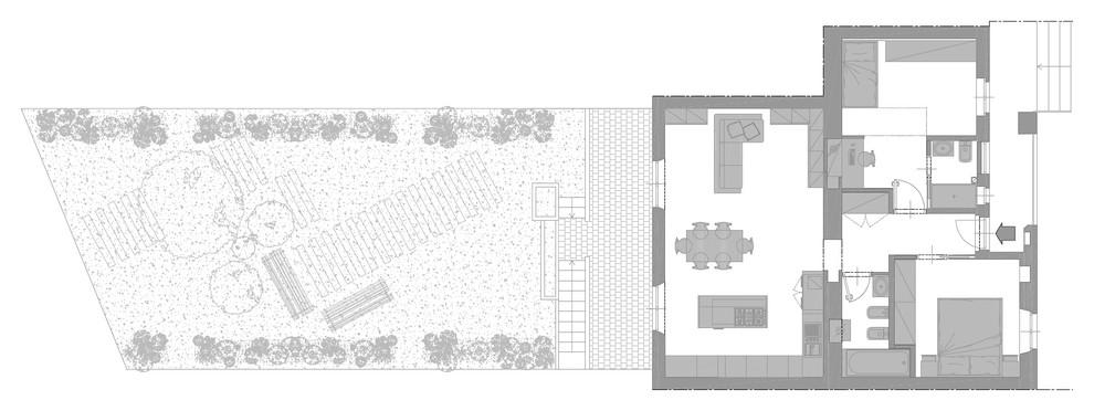 Città Studi_Planimetria di progetto