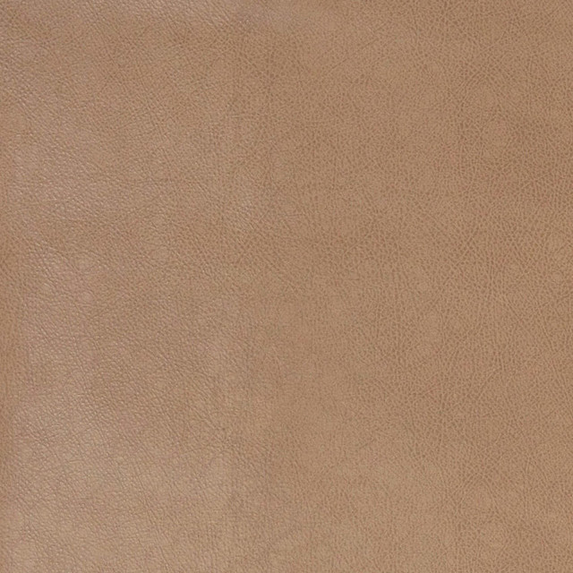 Beige Leather Look Upholstery Polyurethane By The Yard