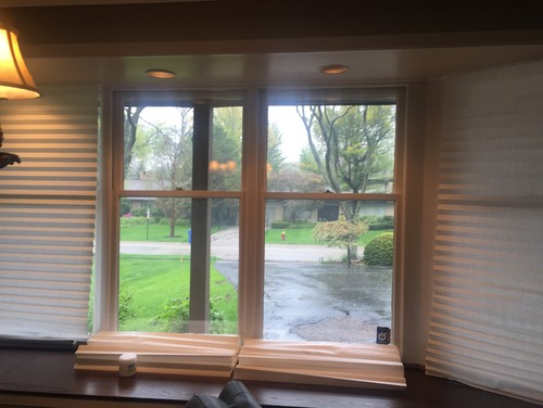 Window Shades Blinds For Bay Window Help
