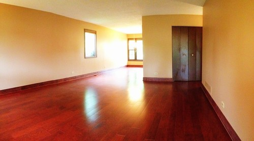 It make sense to run that the same way as the living room. So I guess the  hall is what I'm not sure what to do with. - Which Way To Lay Hardwood Floors In Hall?