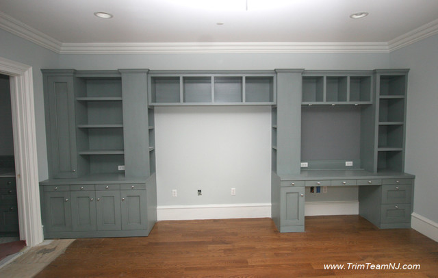 office wall shelving. galeria bookcases, wall unith, built-ins, shelving traditional-home-office office