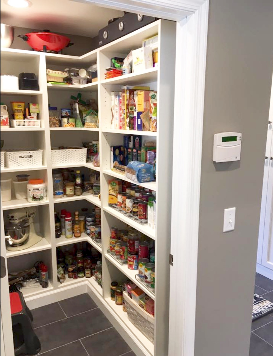 North Oaks - Pantry addition