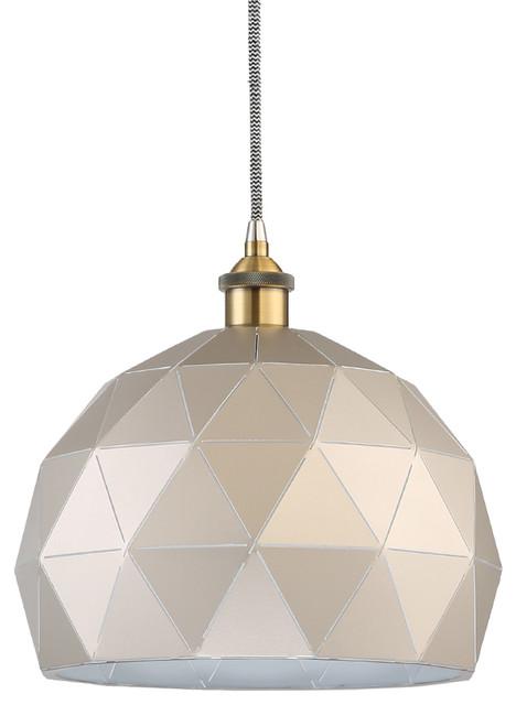 modern industrial pendant lighting. honeycomb pendant light winter gold contemporarypendantlighting modern industrial lighting e