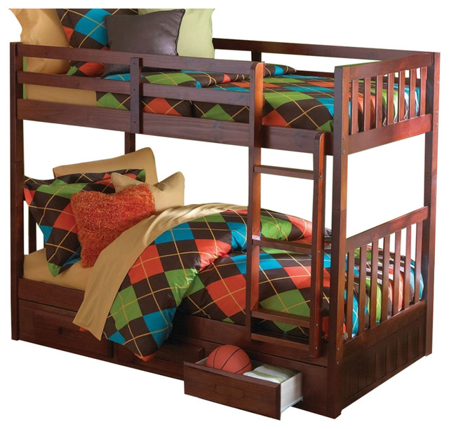 Youth or adult bunk beds bunk beds by custom kids - Custom loft beds for adults ...