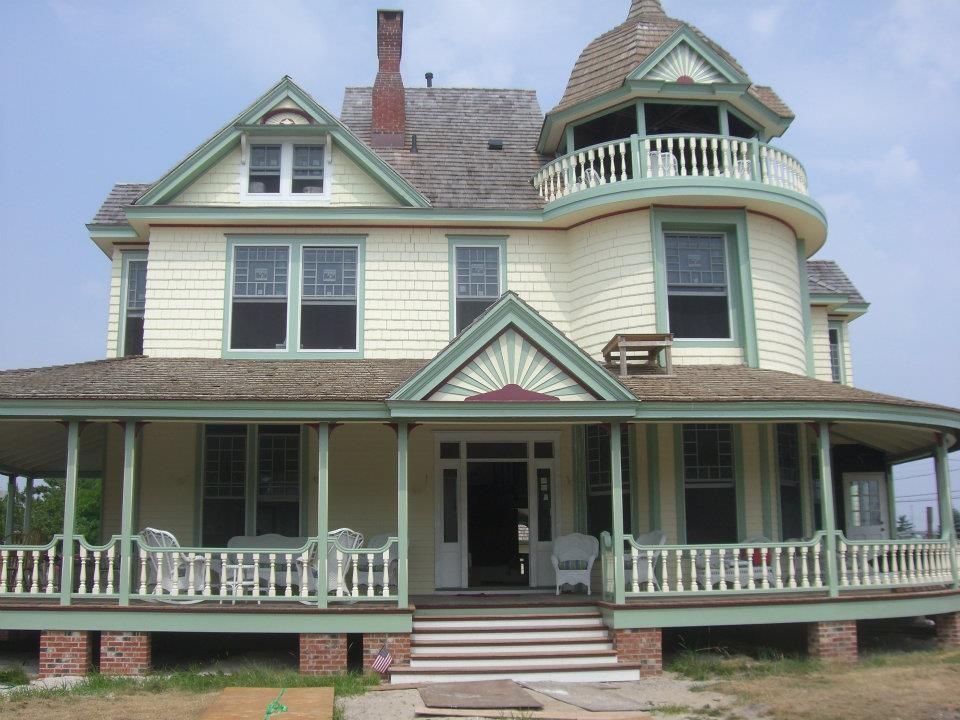 Beach Haven NJ  Historical Renovation