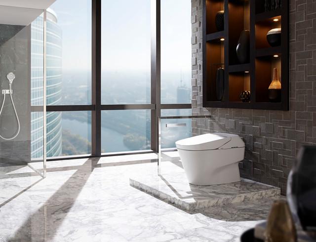 Toto Bathrooms   Neorest XH Contemporary Bathroom