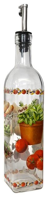 Stow Green Oil Bottle, 500 ml.