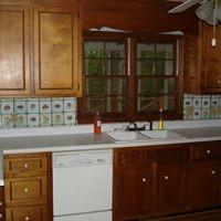Marietta Craftsman Kitchen