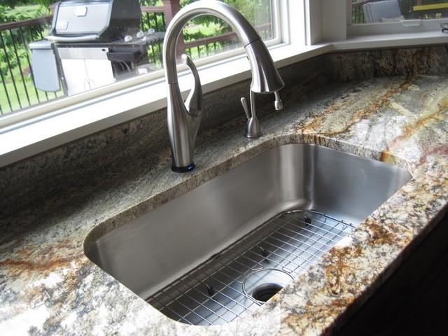 Classic Single Bowl Undermount Sink Model UC SS CL S2