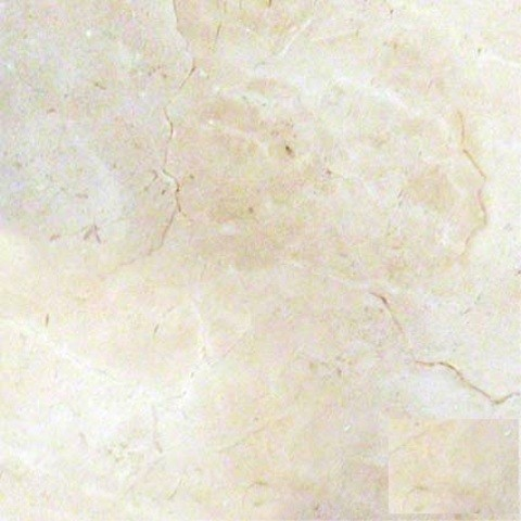 """Pietra Marfil Polished Tile, 24 Pieces, 18""""x18""""."""