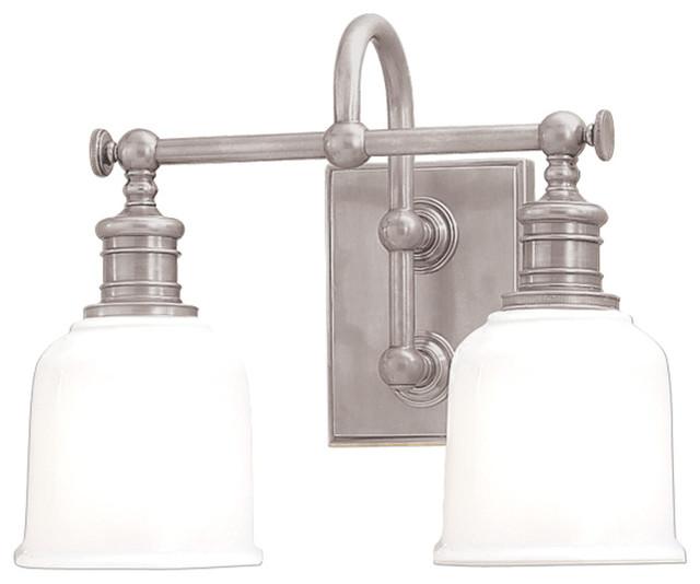 Hudson Valley Bath Vanity Lighting: Hudson Valley Lighting Keswick Aged Brass Bath And Vanity