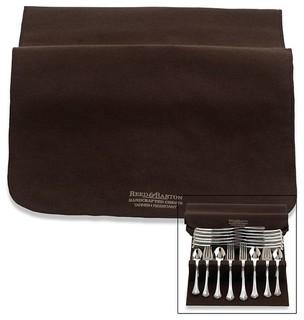 Lenox Drawer Liner Pad-Brown Silver Cloth - Drawer & Shelf ...